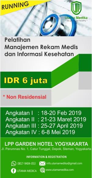 rekaamm medis 2019