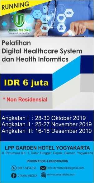 digital healthcare – um-2019-baru